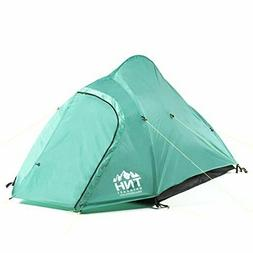 TNH Outdoors 2 Person Camping & Backpacking Tent with Carry