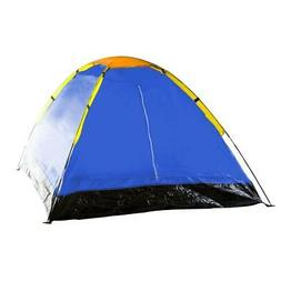 Happy Camper 2 Person Tent Camping Outdoor Fishing Fun Hikin