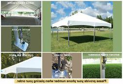 20 x 20 Master Series Frame Tent for Wedding Outdoors Party