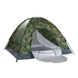 3-4 Person Outdoor Camping Waterproof 4 Season Family Tent C