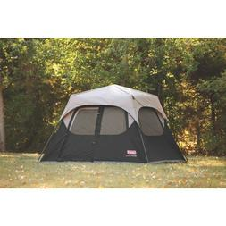 Coleman 4-Person Cabin Tent with Instant Setup - Brand New -