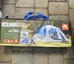 4 Person Camping Dome Tent Ozark Trail Outdoor Family Outing