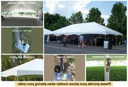 40' x 80' Master Series Frame Tent, Wedding Party Marquee