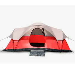 6 Man domed tent out door sports tent sporting goods Hiking