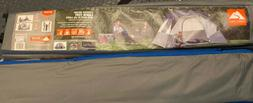 Ozark Trail 6 Person Instant Cabin Tent with  LED Lighted Po