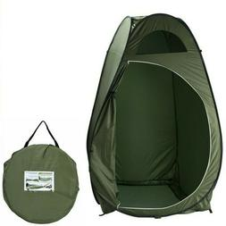 """74""""Portable Outdoor Pop-up Tent for Toilet Dressing Fitting"""