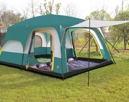 Coleman 8-12 Person Camping Tent Water Proof- FAST FREE SHIP