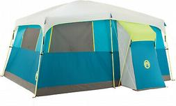 Coleman 8-Person Tenaya Lake Fast Pitch Cabin Tent with Clos
