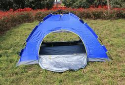 Automatic Pop Up Outdoor Hiking Camping Traveling Tent Water