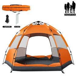NHT Camping & Beach Tent Anti UV Water Resistant w/Carry Bag