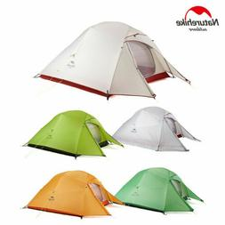 Naturehike Cloud Up Serie 123 Upgraded Camping Tent Waterpro