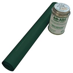 Celina Tent 16 oz. Forest Green Vinyl and 4 oz can of HH-66
