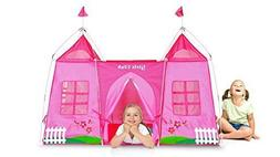 GigaTent Girls Club Pink Tower Play Tent