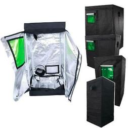 Hydroponic Indoor 600D Mylar Reflective Planting Grow Tent R