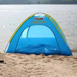 Inflatable Family Tent 4 Person large space, With Inflatable