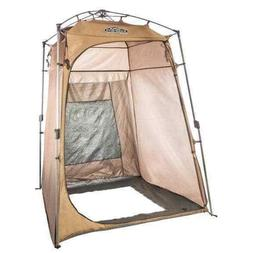 Kamp Rite Outdoor Privacy Shelter With Shower-Tan