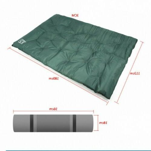 1 x inflatable sleeping for