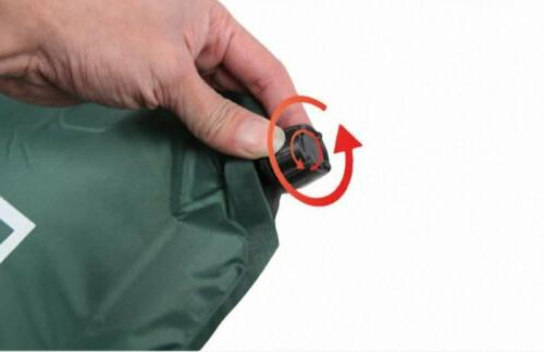 1 x Double inflatable tent sleeping bag for outdoor camping