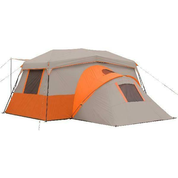 11-Person Family Tent Room