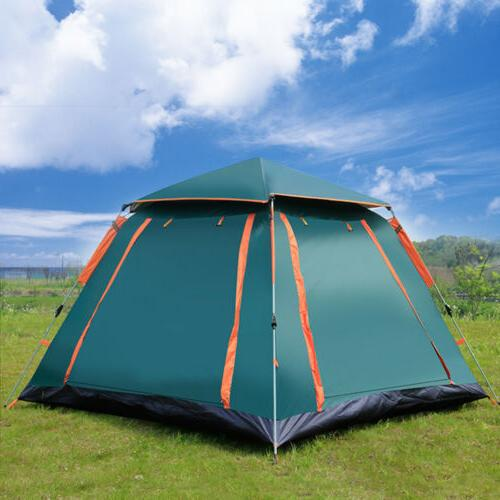 4-6 Person Instant Camping Protection Waterproof Canopy
