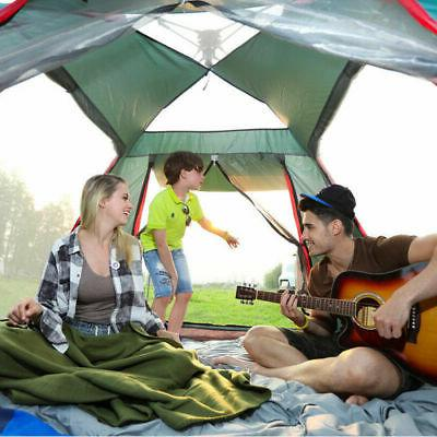 3-4 People Waterproof Outdoor Up Tent