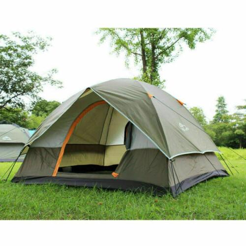 3-4 Person Up Tent Hiking