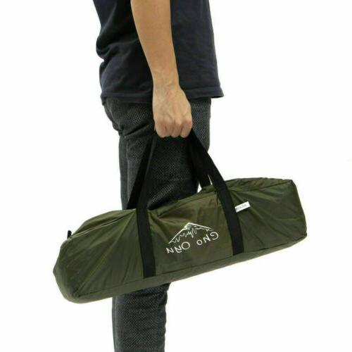 210T Double-layer Pop Up Hiking