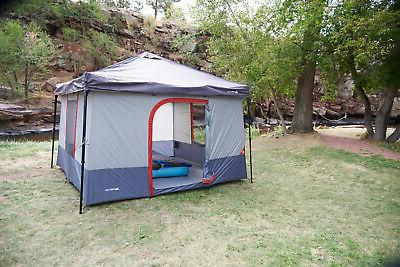 6-Person Tent Outdoor Shelter Waterproof Portable Camping