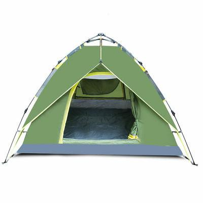 Automatic Pop Outdoor Hiking Camping Tent Waterproof UV Protection