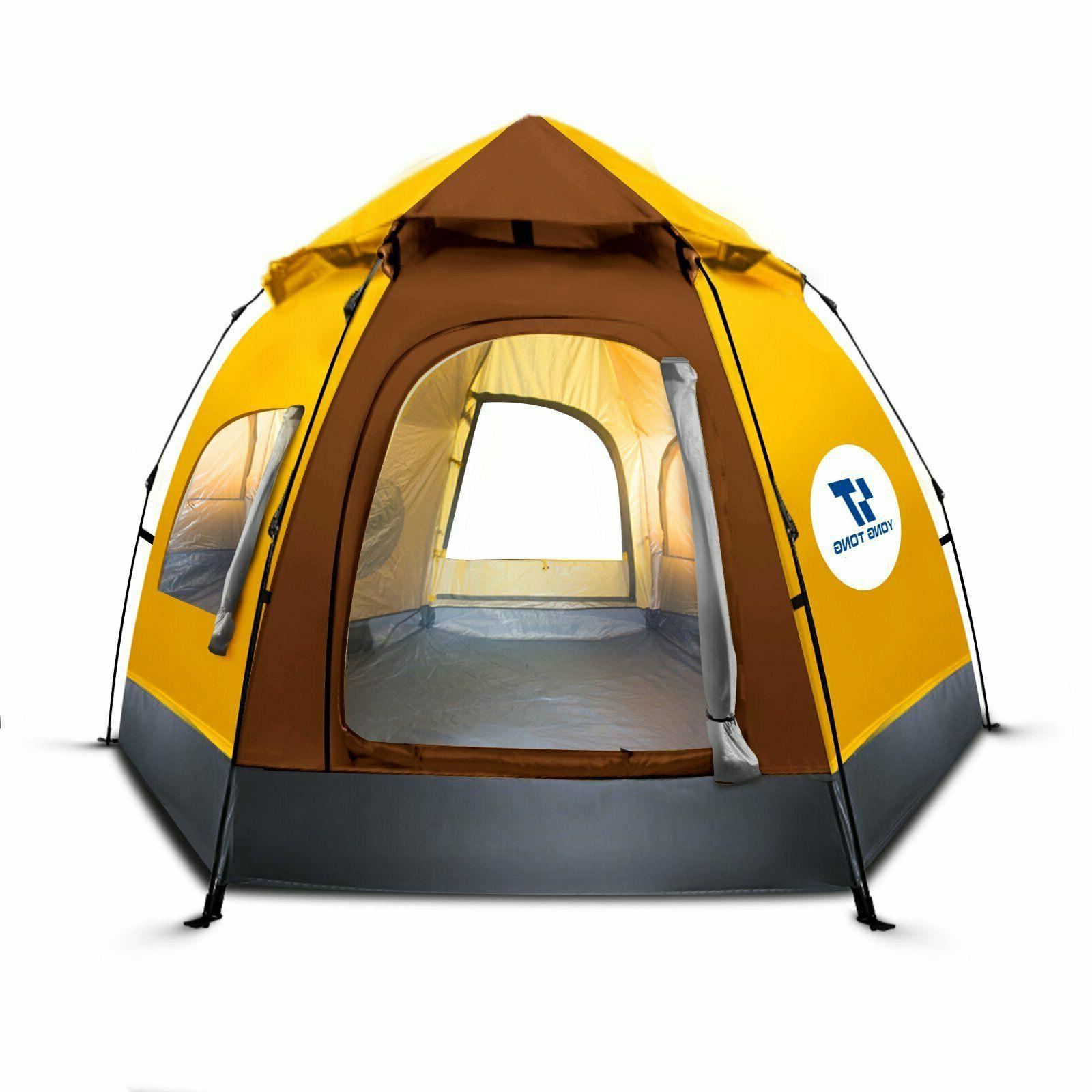 automatic pop up outdoor hiking camping tent