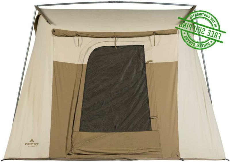 Camping Tent Person Canvas A