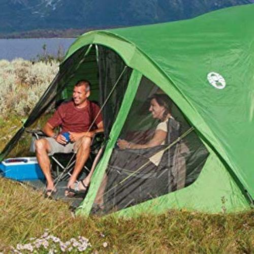 Coleman Tent Room| Camping Porch 6 person