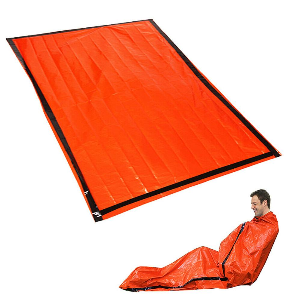 Emergency Aluminum Film Double First Aid Tent