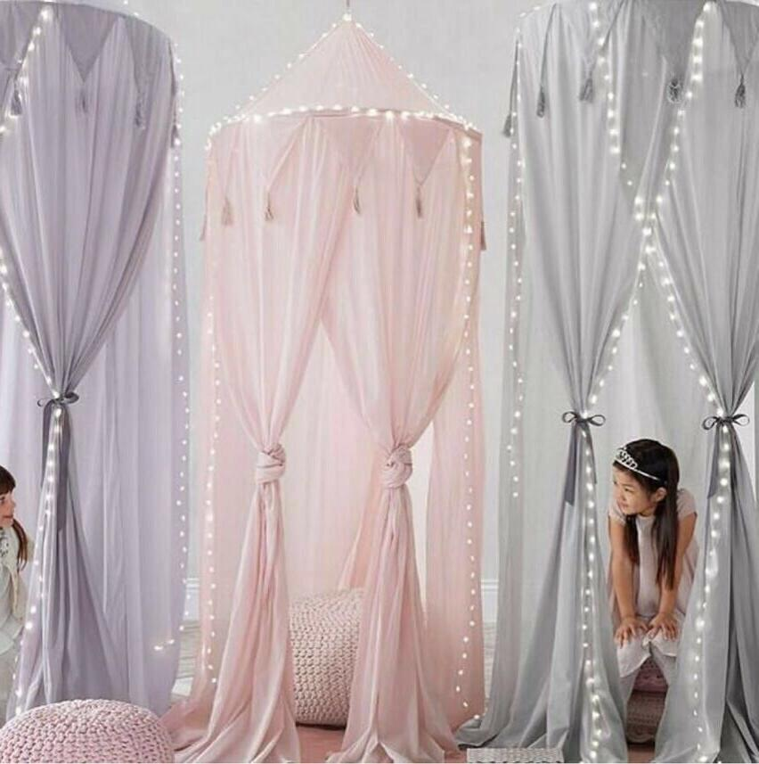 home bed canopy kids dome mosquito net
