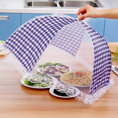Kitchen Food Cover Tent Outdoor Camp Cake Covers Umbrella Me