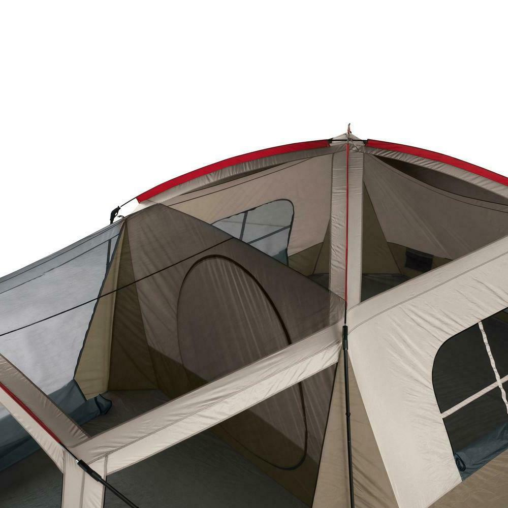 Wenzel 16ft 11ft Outdoor 8Person Camping Screen Room
