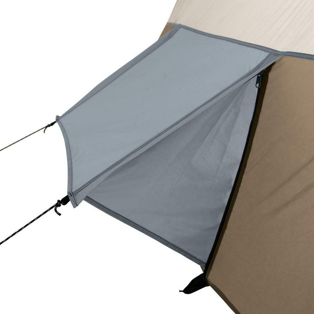 Wenzel x 11ft Camping with Screen Room