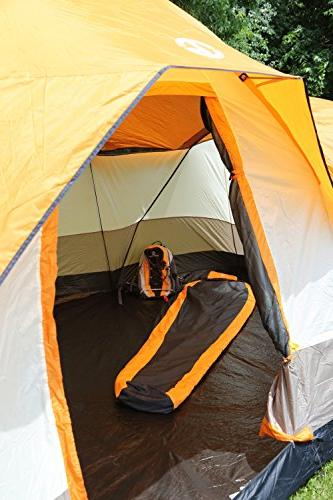 Tahoe Gear Person Three Tent