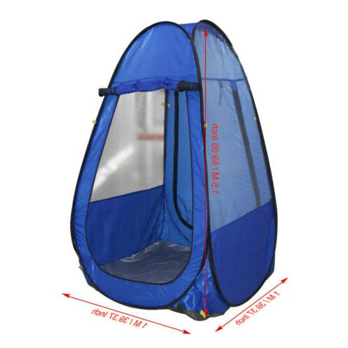 Portable Outdoor Single Toilet Dressing Fitting Room Privacy