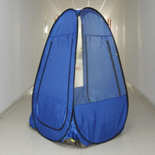 Portable Toilet Dressing Privacy