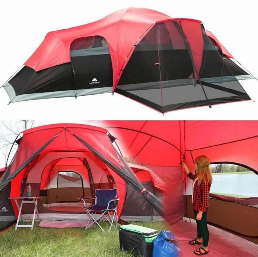 tent camping 3 room 10