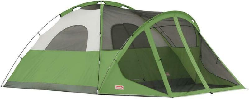 Coleman Tent Dome Room Screened-In Porch