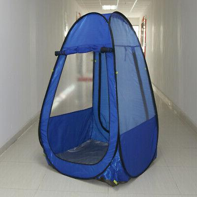 Weather Pod Pop-Up Tent Pod Portable 1-2 Person Watching Spo