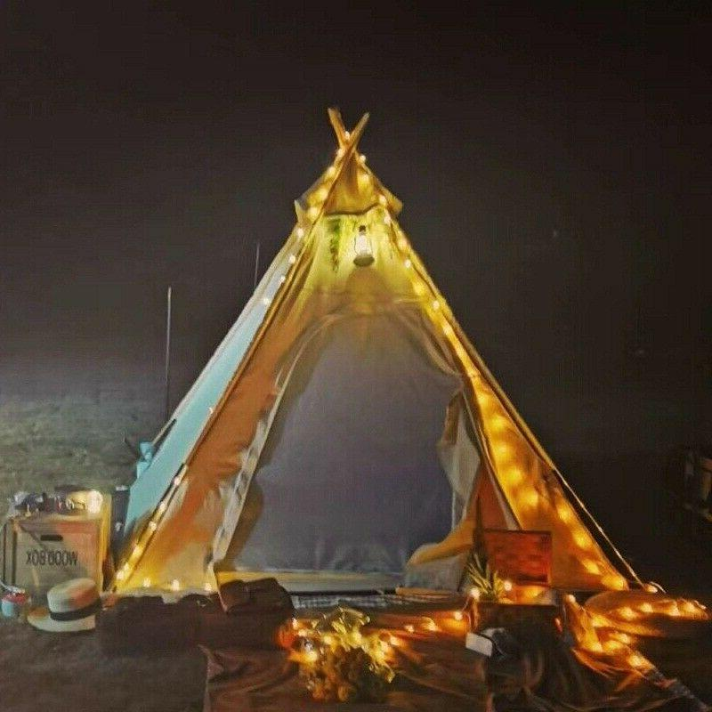 US Shipped Camping Indian Tipi Person