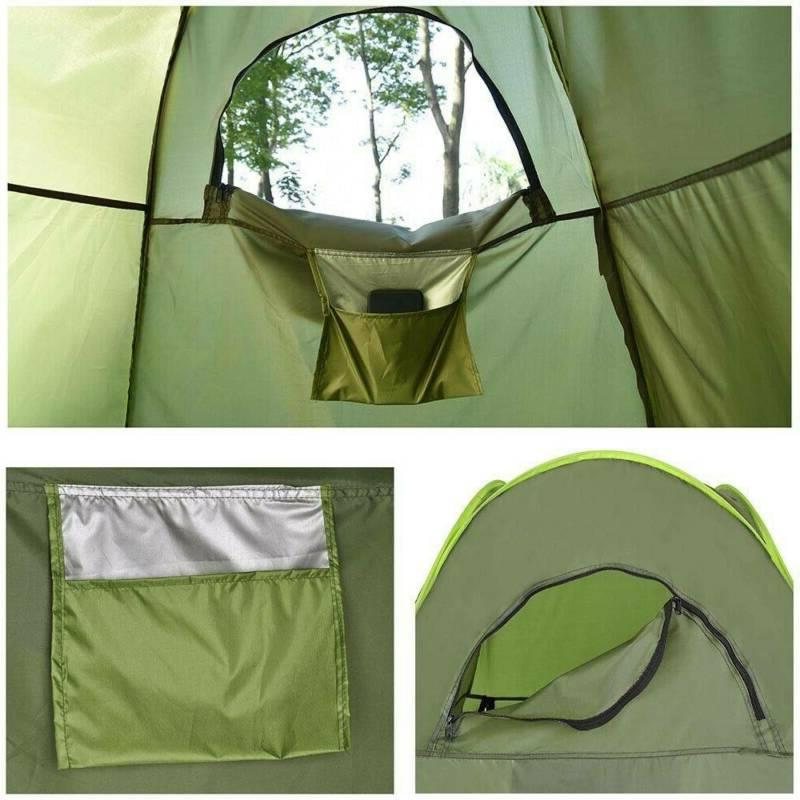 USPortable Outdoor Shower Tent Camping Privacy