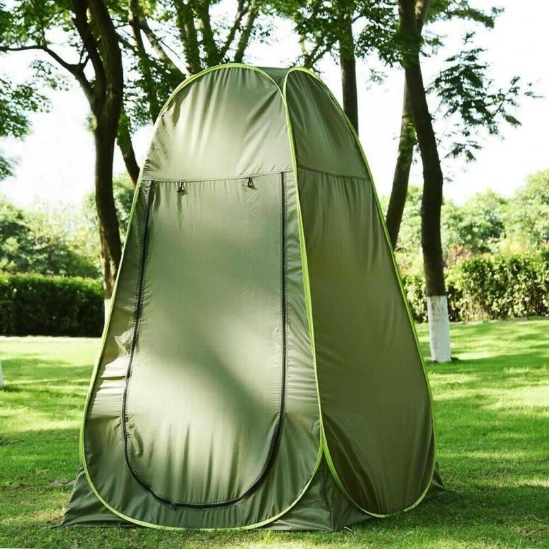 USPortable Shower Tent Camping Privacy