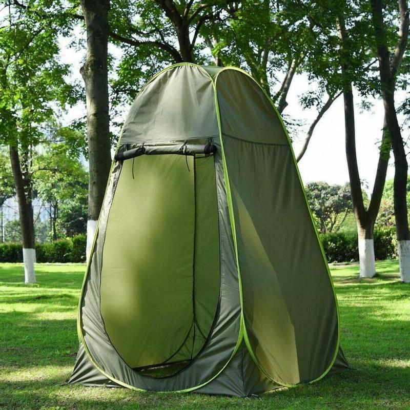 USPortable Outdoor Pop-up Tent Camping Privacy Changing