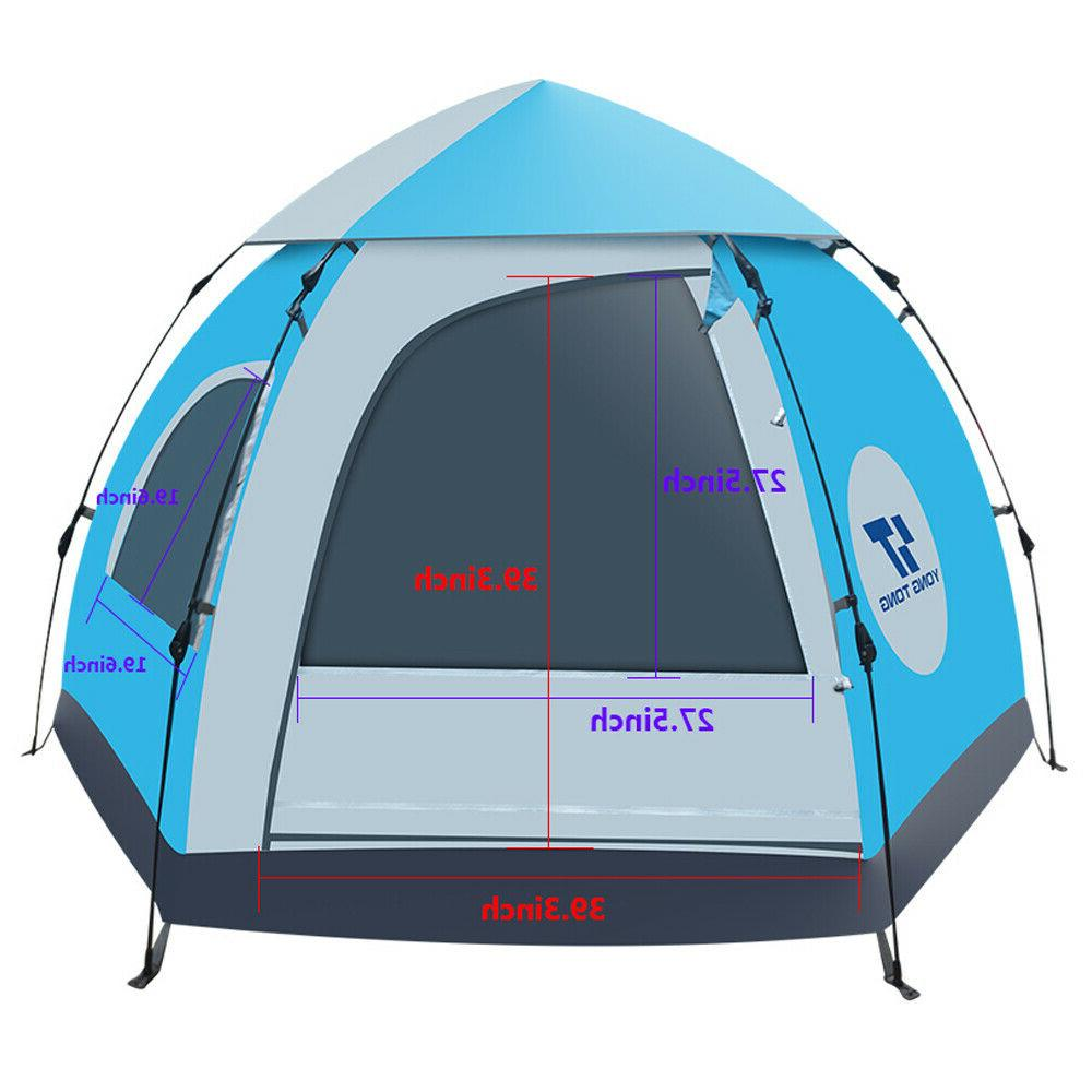 Instant Pop Outdoor Tent Hiking