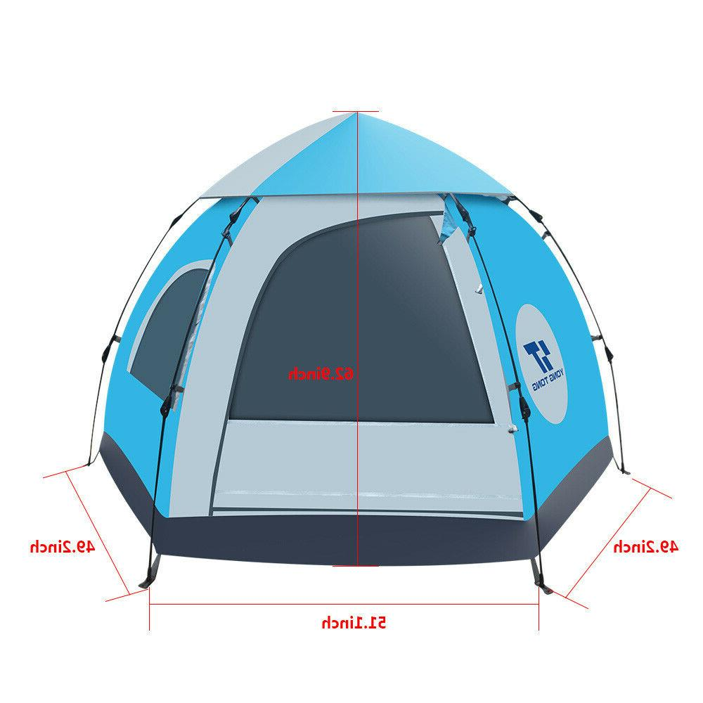 Outdoor Instant Camping Hiking Canopy