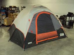 Lightly Used Core Equipment 6 Person Tent 11'x9'x5.5' with B